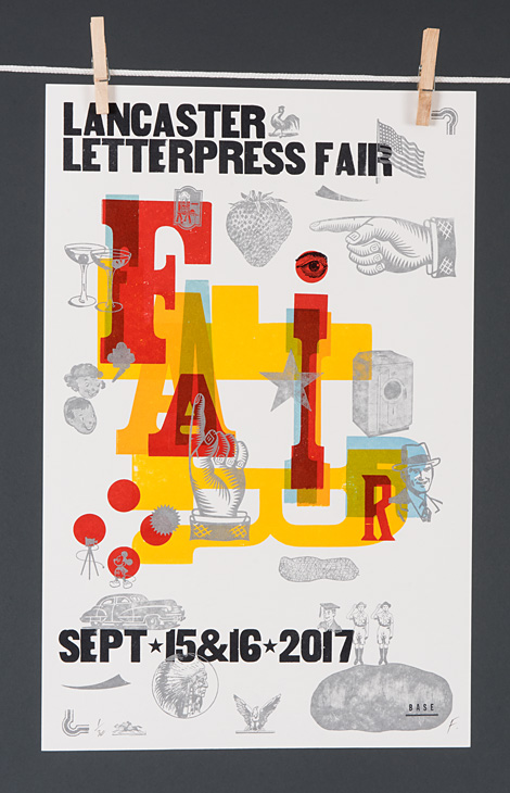 Lancaster Letterpress Fair 2017 - 1