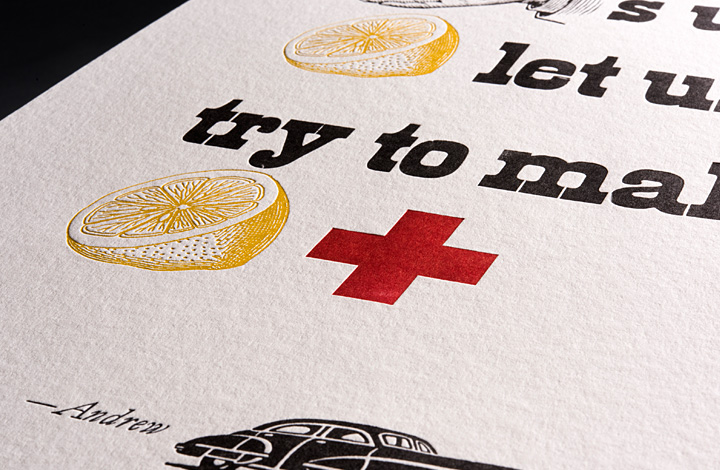 When fate hands us a lemonlet us try to make lemonade - 3