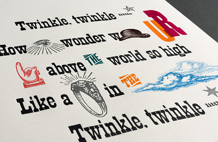 Twinkle, twinkle little star how I wonder what you are - 3