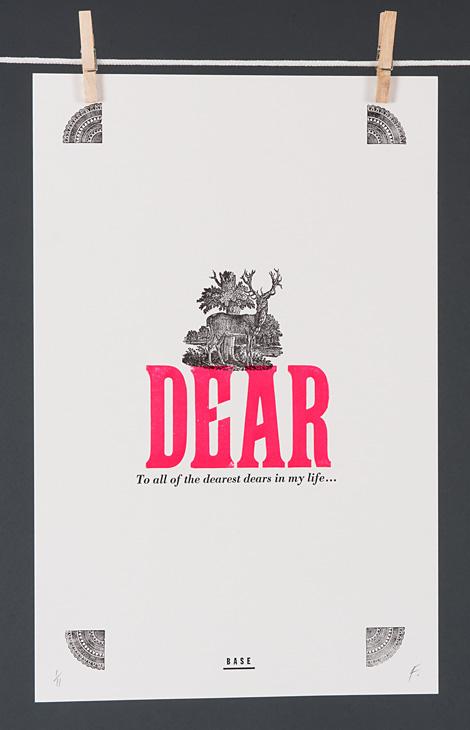 Dear Deer - 1