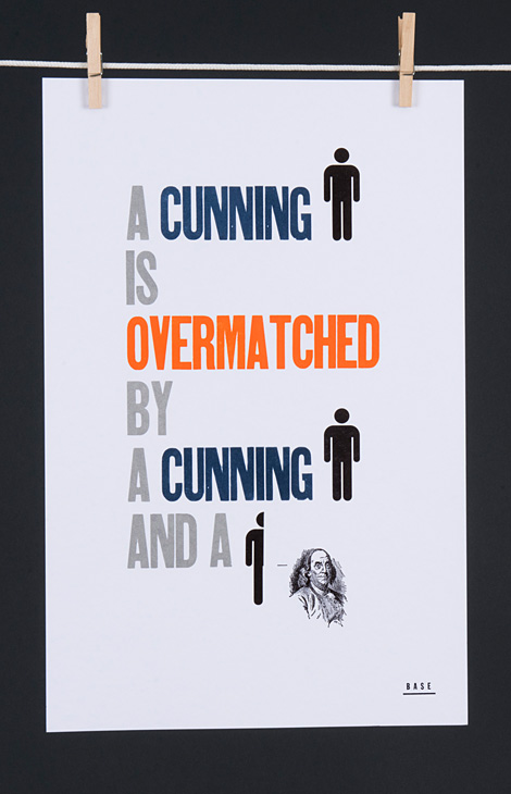 A Cunning Man is Overmatched by a Cunning Man and-a-half - 1