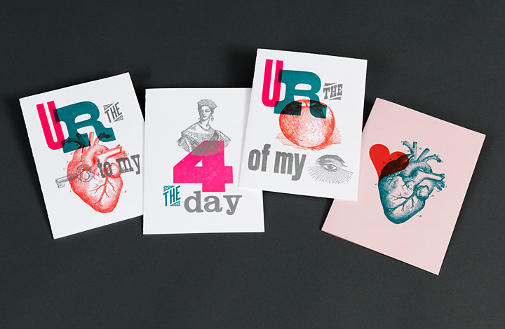 Valentines cards - 1
