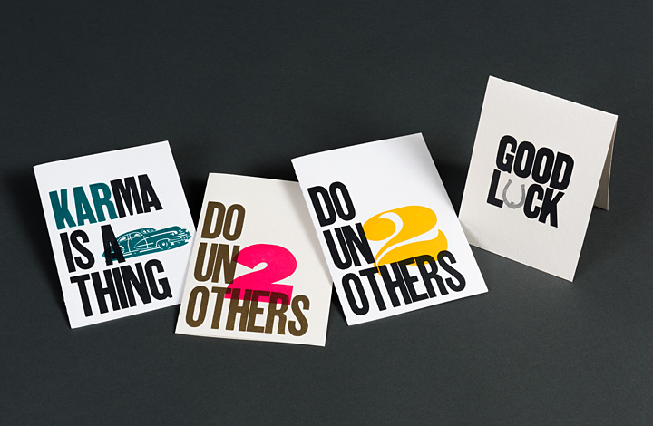Karma cards - 1