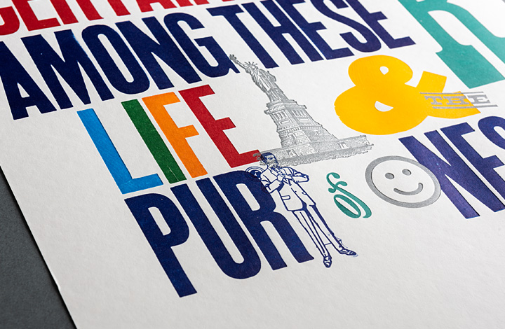 Life, liberty and the pursuit of happiness - 3