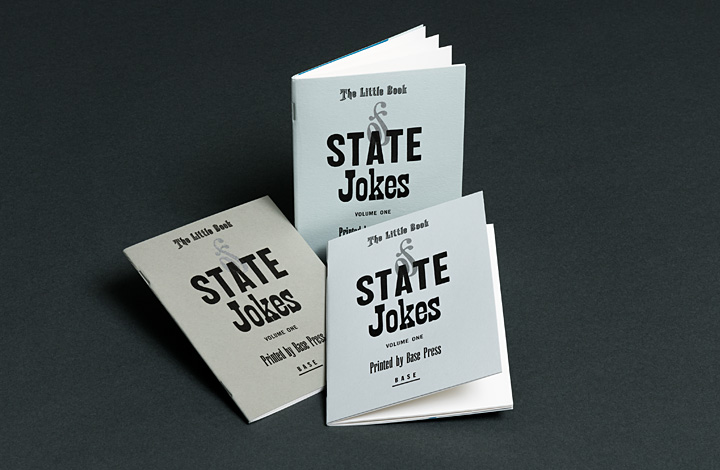 The Little Book of State Jokes, Volume 1 - 1