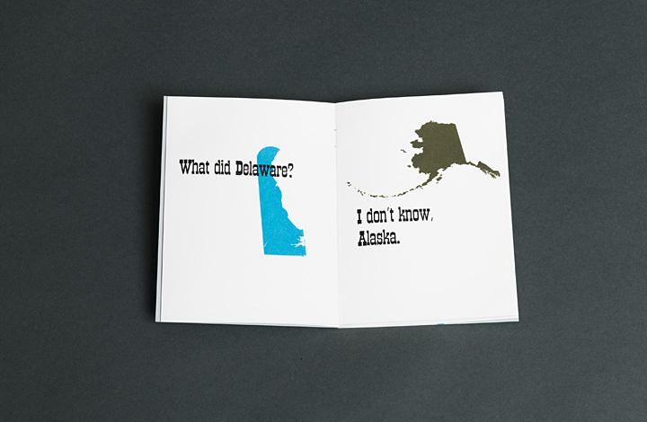 The Little Book of State Jokes, Volume 1 - 3