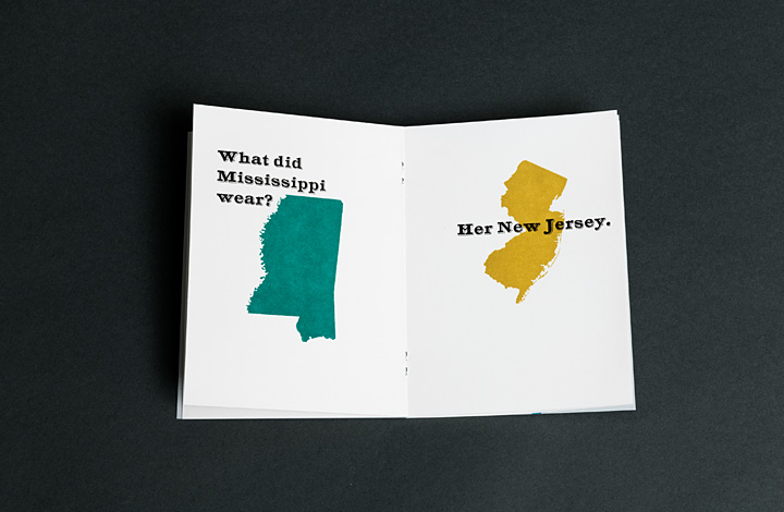 The Little Book of State Jokes, Volume 1 - 4