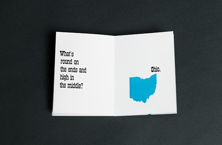 The Little Book of State Jokes, Volume 1 - 5