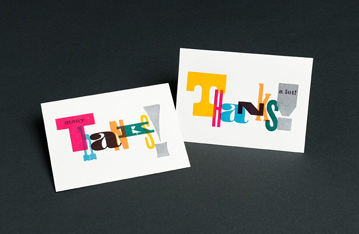 Thanks of sorts - 1