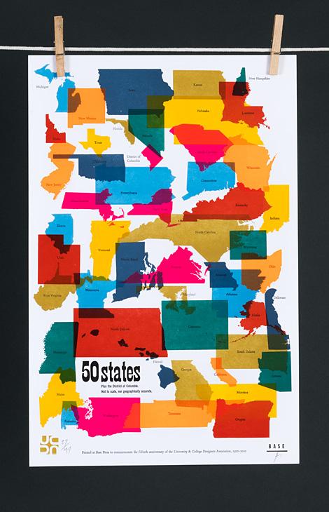 50 states - 1