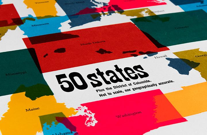 50 states - 2