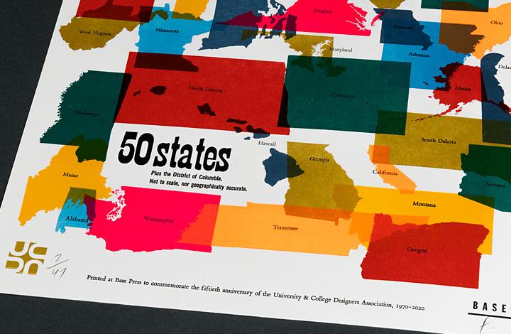 50 states - 5