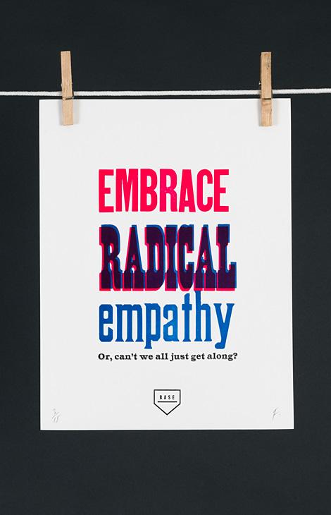 Embrace Radical Empathy - 1