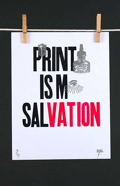Printing is my salvation - 1