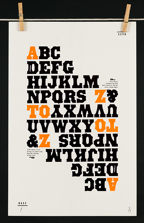 Type Specimen: Antique Tuscan - 1