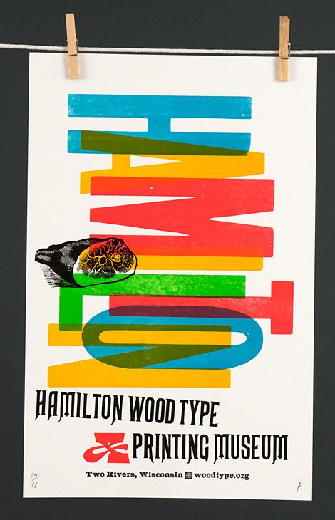 Hamilton ham - 1