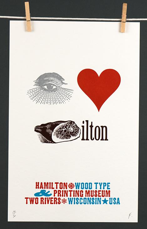 eye heart Hamilton - 1