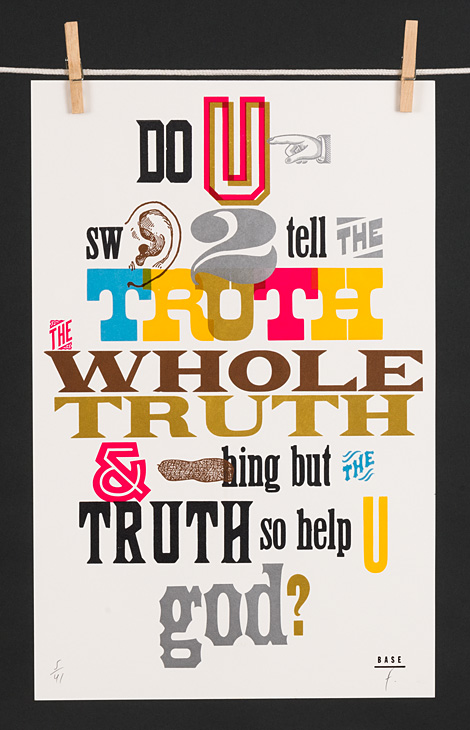 Do you swear to tell the truth, the whole truth, and nothing but the truth so help you God? - 1