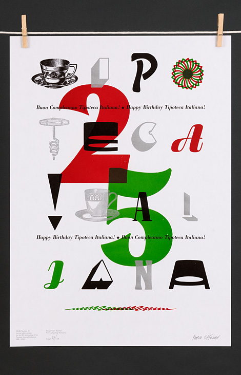 Tipoteca Italiana 25 - 1